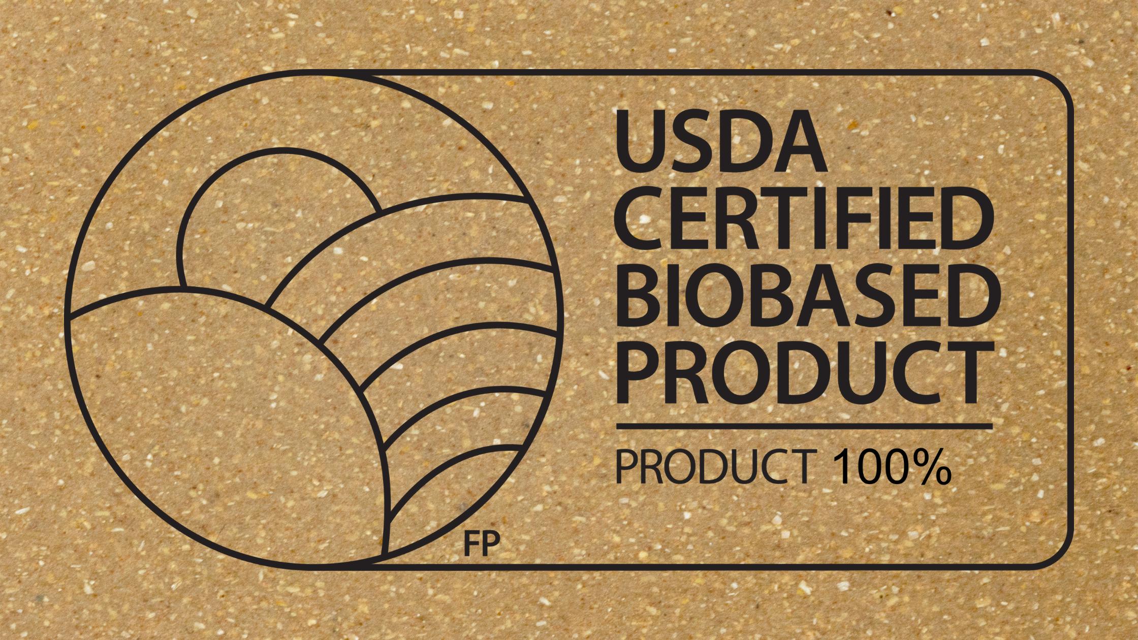 USDA Biobased Certification