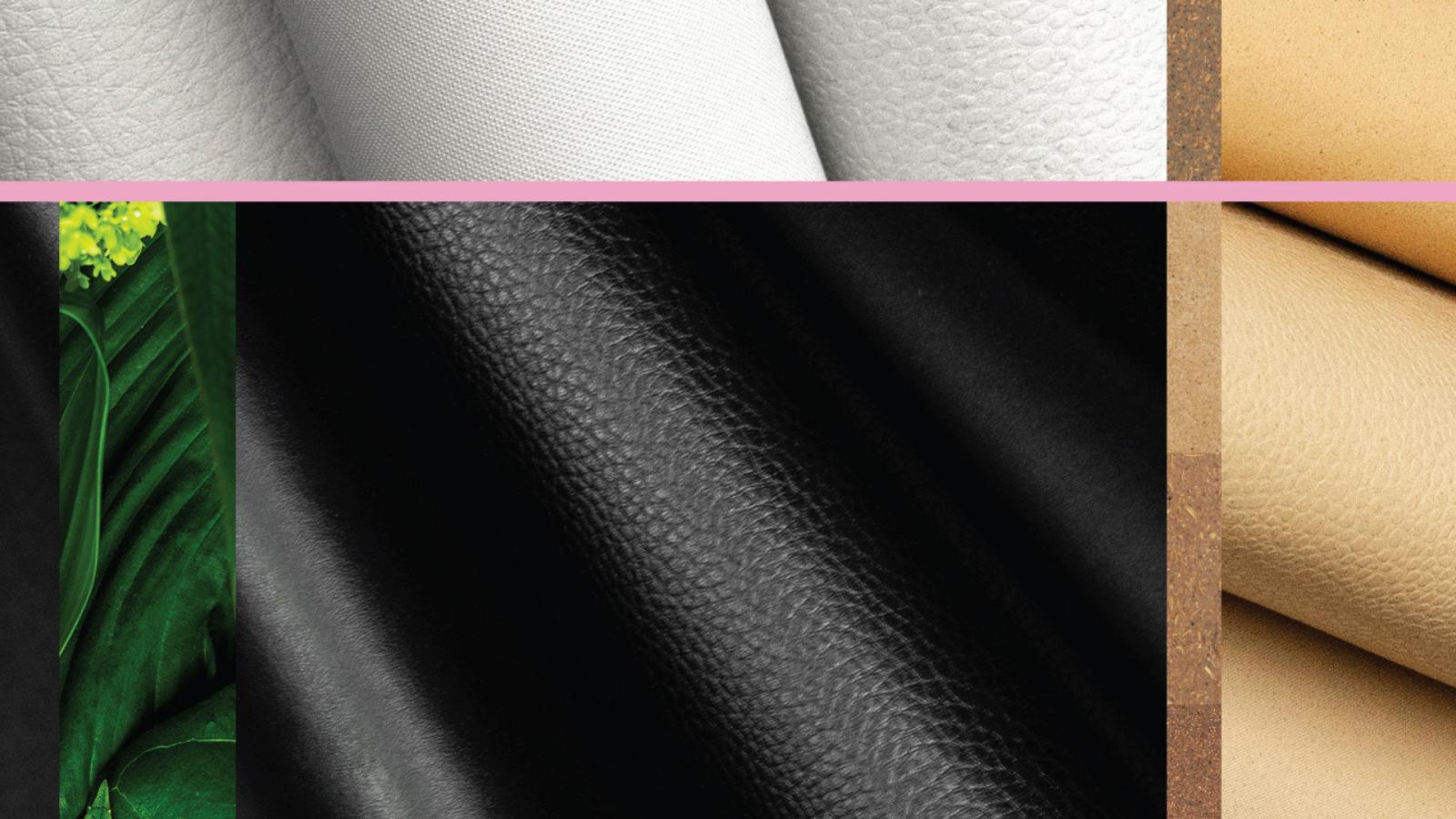 MIRUM sheets in black tan off white